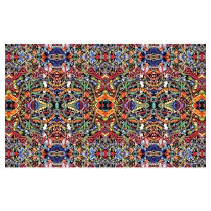 Zip Top Handbag – Bead-Bomb #1