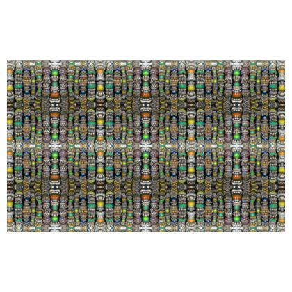 Zip Top Handbag – Bead-Bomb #4