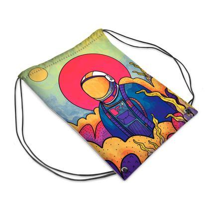 The space explorer bag