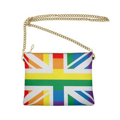 LGBTQ+ England UK flag