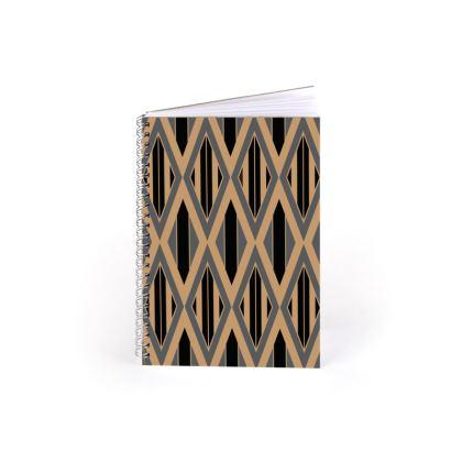 Decadent Diamond Notebook