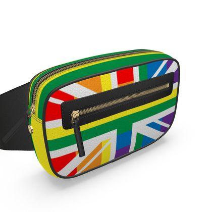 LGBTQ England Uk rainbow flag