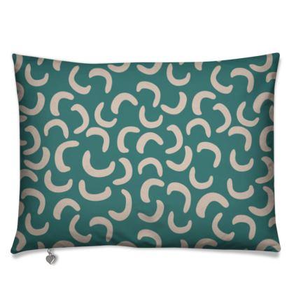 Cushions - Turquoise motif