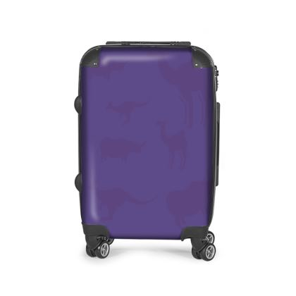 The Ultra violet Suitcase