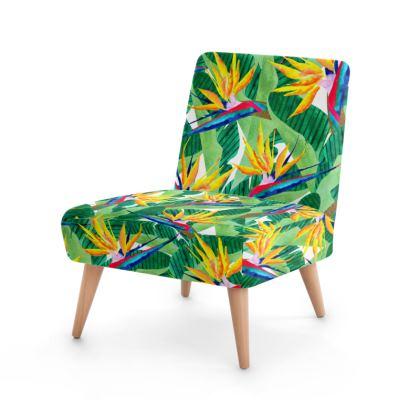Summer Strelitzia Occasional Chair