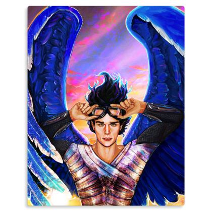Colopatiron - Angel of Liberation Metal Prints