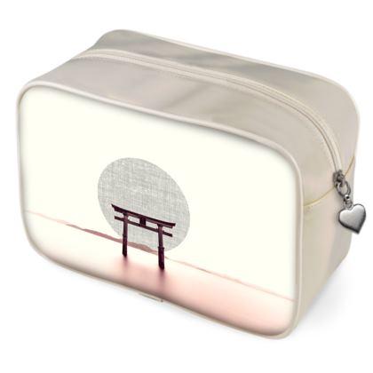 Moon Temple Wash Bag