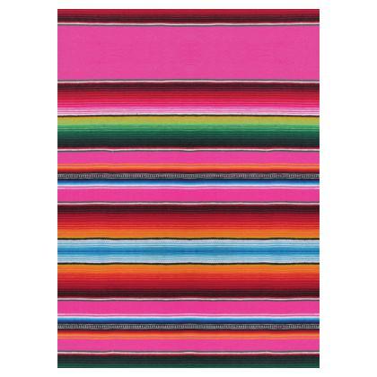 Socks – Serape-Print  #4 – Hot Pink