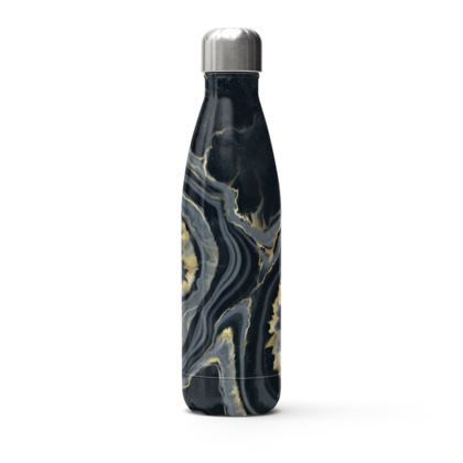 black agate thermal bottle