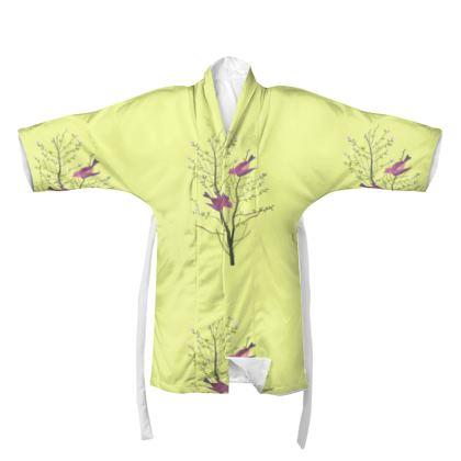 Kimono - Emmeline Anne Birds On a Branch