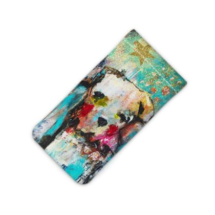 Downward dog iPhone Slip Case