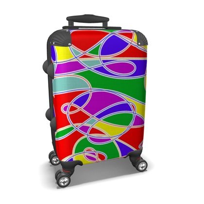 Suitcase - With all the Colours of Summer