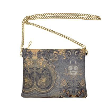 Crossbody Bag With Chain