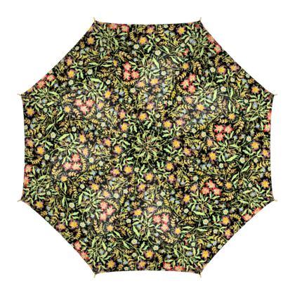 Midnight Meadows Umbrella