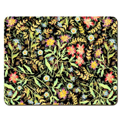 Midnight Meadows Placemat