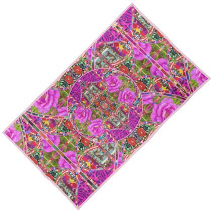 Handtuch ROSE GARDEN by Ninibing34