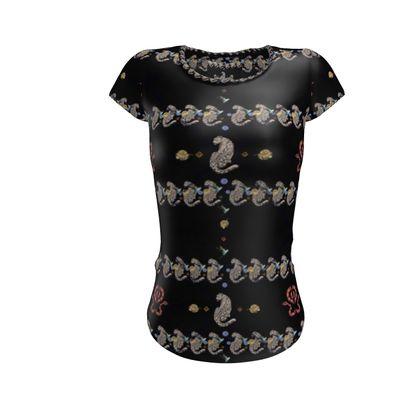 BLACK LEOPARD Slim fit T-Shirt ninibing34 XS