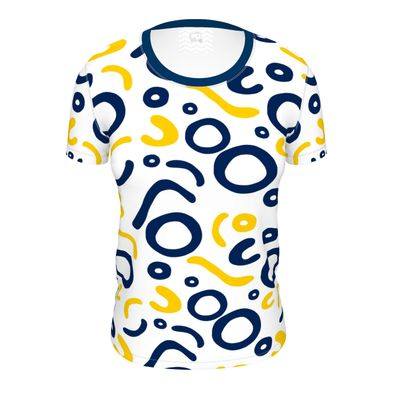 Ladies Cut And Sew T Shirt Nautical Finds