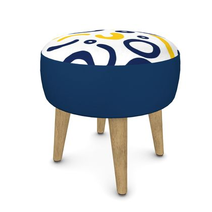 Footstool (Round, Square, Hexagonal) Nautical Finds