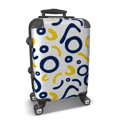 Suitcase Nautical Finds
