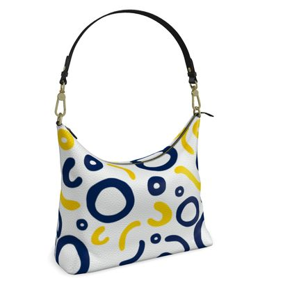 Square Hobo Bag Nautical Finds