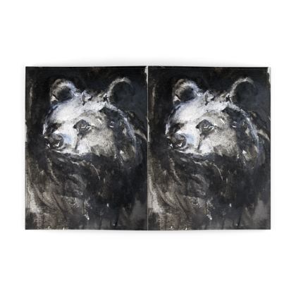 Animal Print Passport Cover