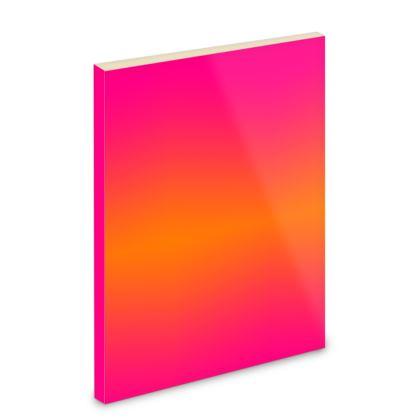 Pocket Note Book - Emmeline Anne Summer Blush