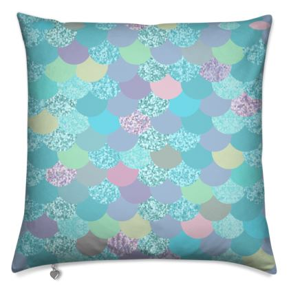 Cushions - Emmeline Anne Sparkly Shells
