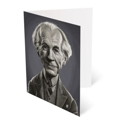 Frank Lloyd Wright Celebrity Caricature Occasions Cards