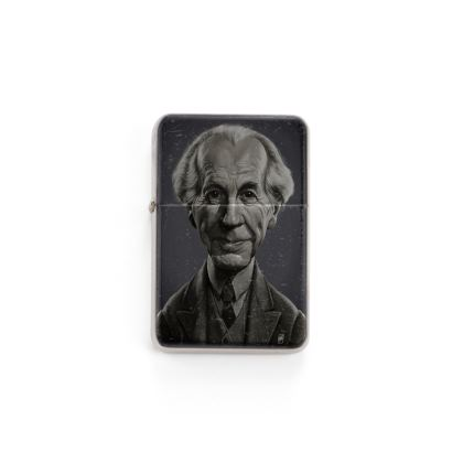 Frank Lloyd Wright Celebrity Caricature Lighter