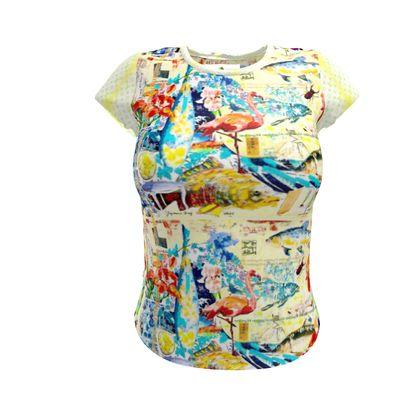 Ninibing34 DESIGNER slim-fit T-Shirt size M