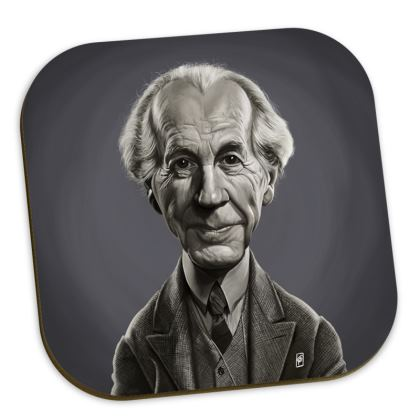 Frank Lloyd Wright Celebrity Caricature Coasters