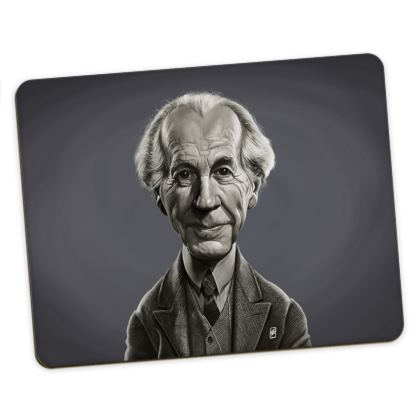 Frank Lloyd Wright Celebrity Caricature Placemats