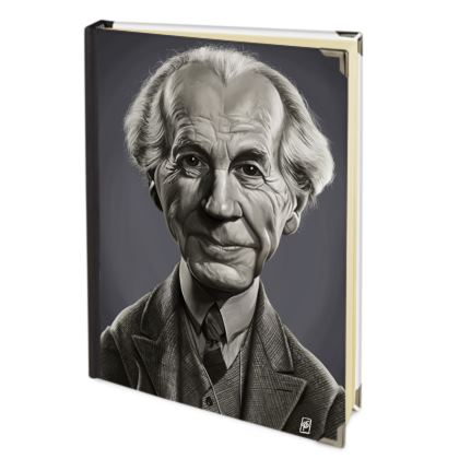 Frank Lloyd Wright Celebrity Caricature 2018 Deluxe Diary