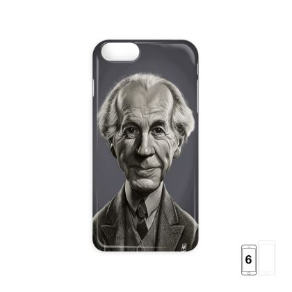 Frank Lloyd Wright Celebrity Caricature iPhone 6 Case