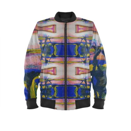 Lovers I-Ladies Bomber Jacket III