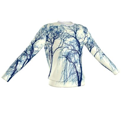 Blue Trees Unisex Sweatshirt