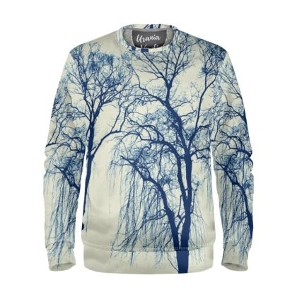 'Blue Trees' Sweatshirt
