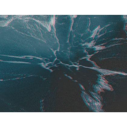 "Kimono ""marbled ice"""