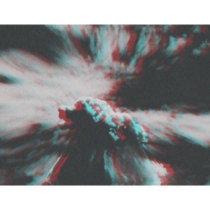 "Kimono ""Cloudophobia"""