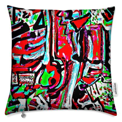 Funky Pop-Cushion I