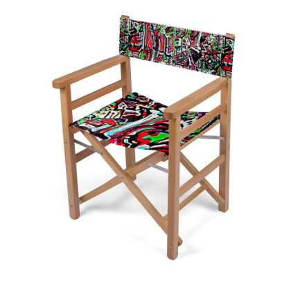 Funky Pop-Directors Chair II