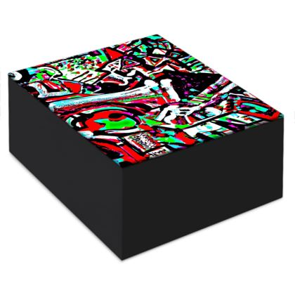 Funky Pop-Jewellery Box I