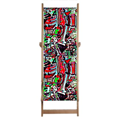 Funky Pop-Deckchair Sling I