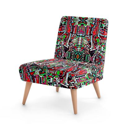 Funky Pop-Occasional Chair III