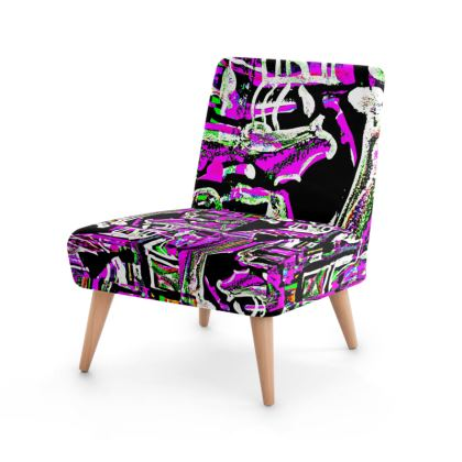 Funky Pop-Occasional Chair I
