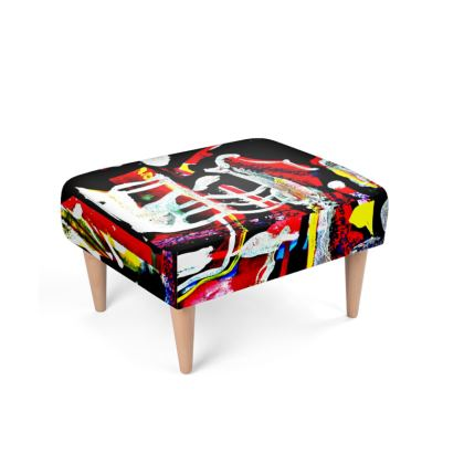Funky Pop-Footstool V