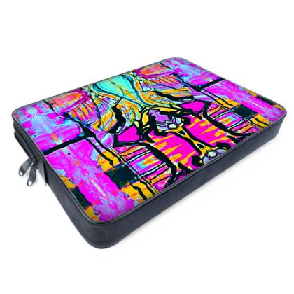 Funky Pop-Laptop Bag I