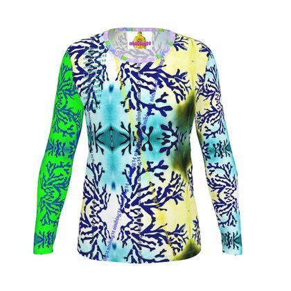 Koralle ninibing34 DESIGNER Slim-Fit T-Shirt