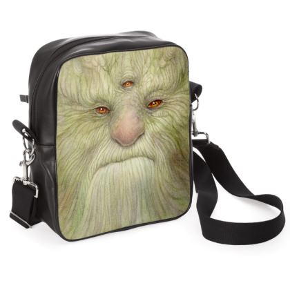 Tree Wizard Shoulder Bag